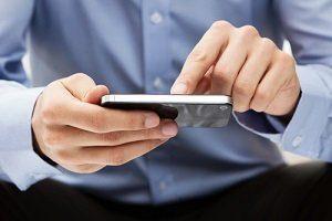 zakelijk mobiel toestel